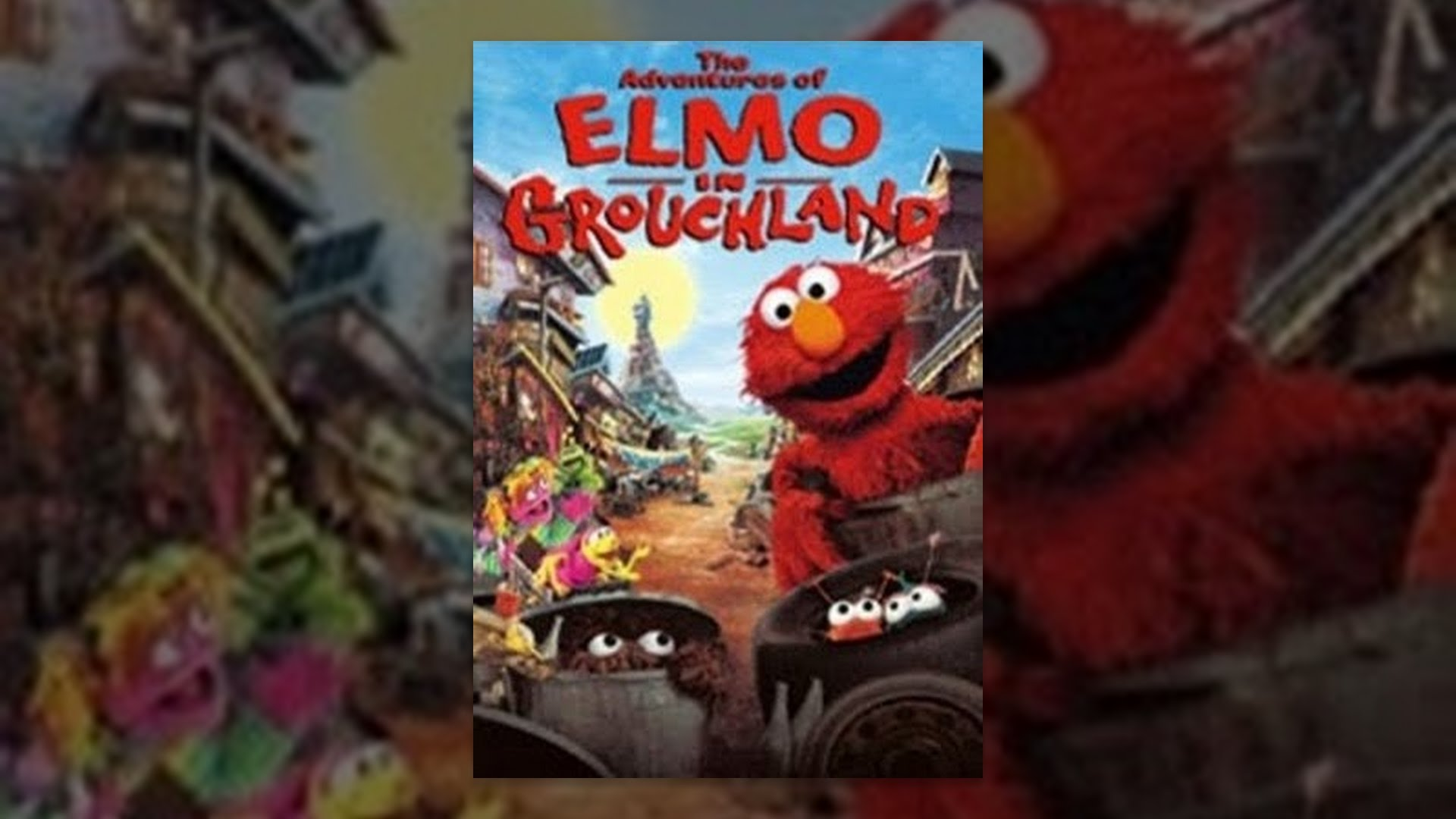 The Adventures Of Elmo In Grouchland Youtube