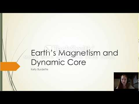 Geology Project: Earth's Magnetism and Dynamic Core