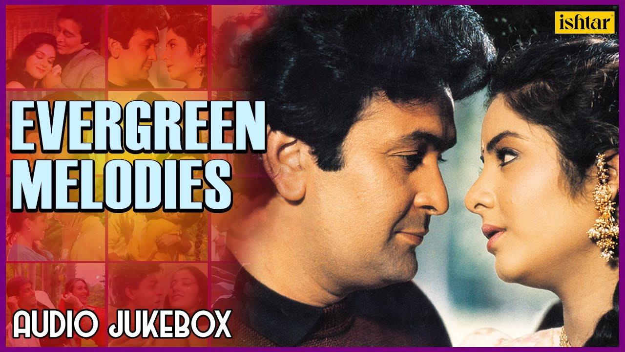 Download Evergreen Melodies   90'S Romantic Love Songs   Unforgettable Melodies   JUKEBOX   90's Hindi Songs