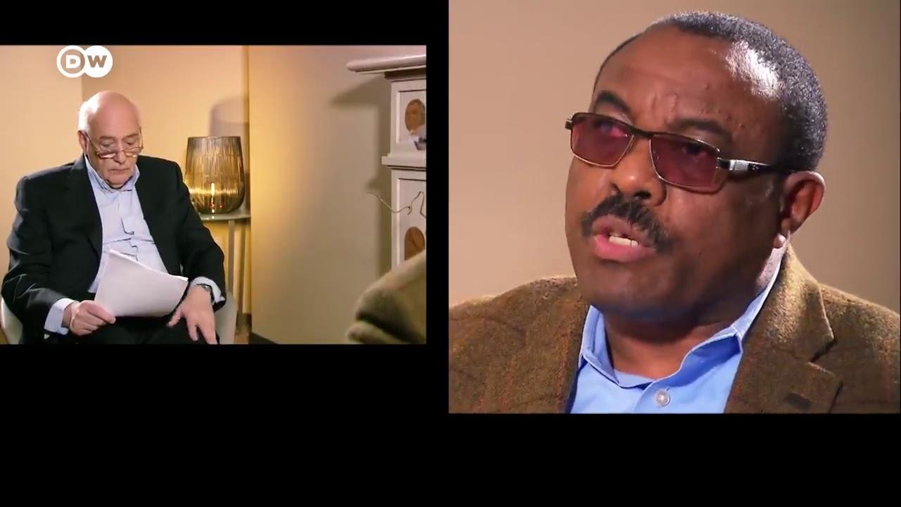 Hailemariam Desalegn brutality destroyed by Conflict zone's Tim Sebastian