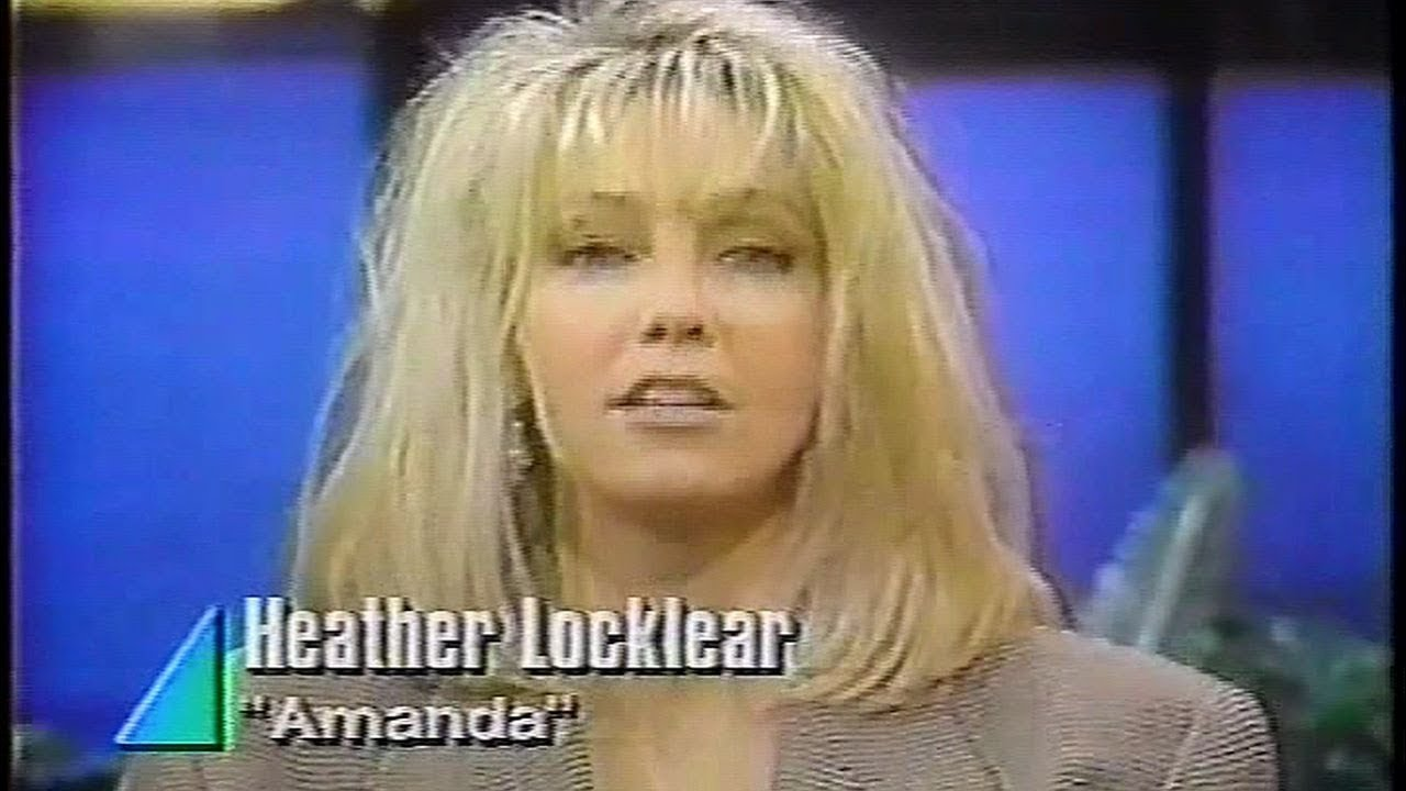 Download Melrose Place Cast Interview clips 1993 Heather Locklear Grant Show Josie Bissett