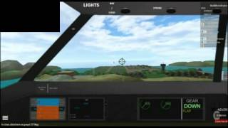 ROBLOX JML's Tao Island cockpit landings
