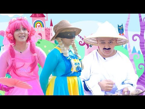yoyo& Dodi the vain princess - يويو ودودي الأميرة المغرورة