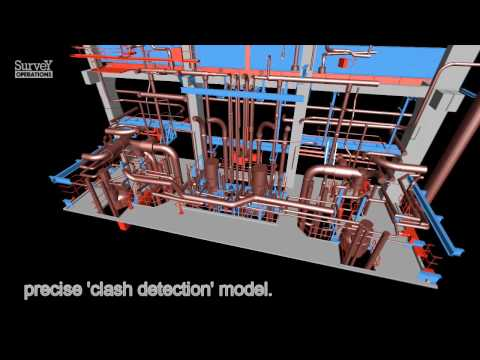Industrial Surveying - 3D Laser Scan
