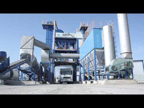 Асфальтобетонный завод RD 175