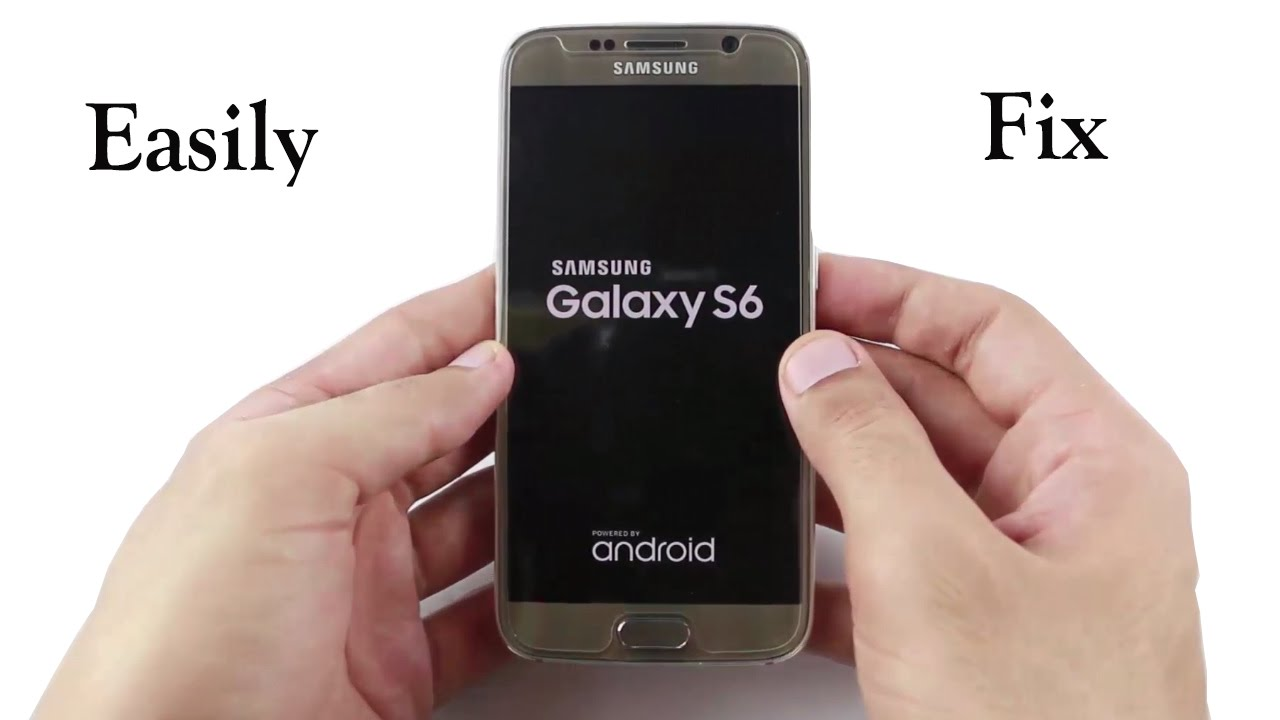 Jb Lighting A8 Dmx How To Easily Fix Boot Loop Black Screen Auto Rebooting On Samsung Galaxy S6 S6 Edge