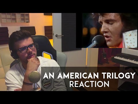 MUSICIAN REACTS To An American Trilogy (Live) By Elvis Presley