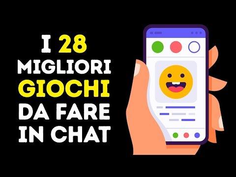 28 Giochini Divertenti Per Passare Il Tempo In Chat Con Gli Amici