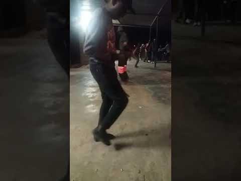 Ama damara dance at khorixas