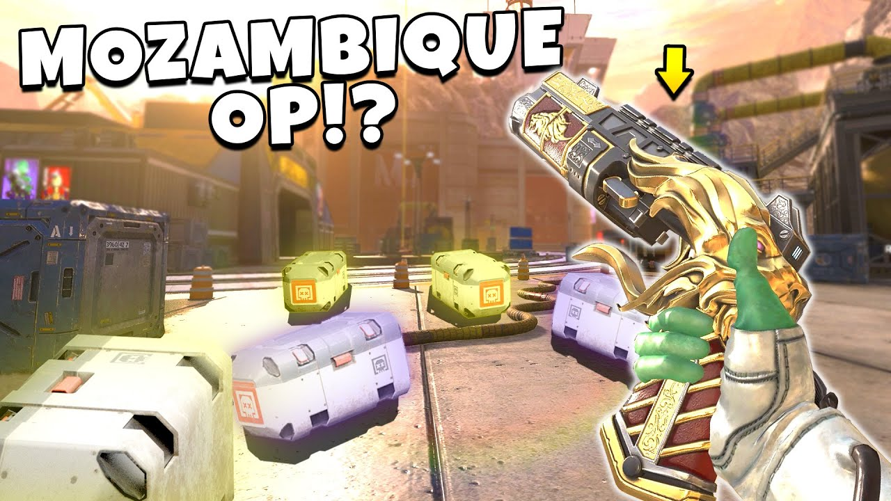 WHEN PROS PICK UP THE MOZAMBIQUE! - Apex Legends Funny & Epic Moments #430