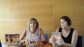 Gisella Colombo e Carmelita Fioretto presentano Fiat 1100
