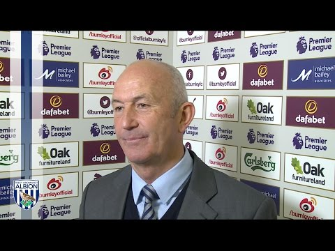 Pulis reacts to Burnley stalemate