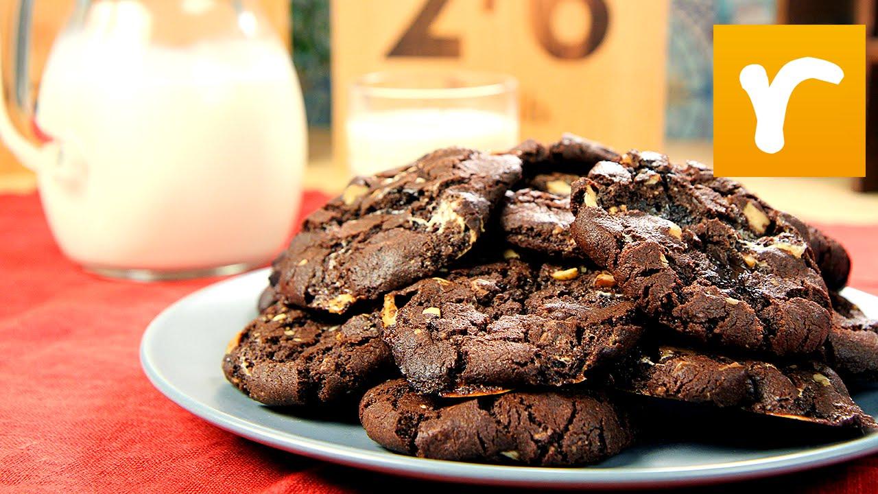 cookies recept choklad