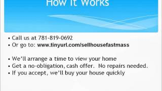 Sell Your House Fast In Revere, How To Sell Your Revere Massachusetts Home Fast