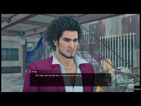 Yakuza: Like A Dragon-Pawn Shop Sidequest |