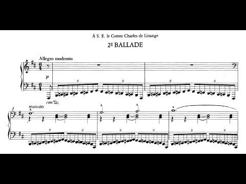 Liszt: Ballade No.2 in B minor, S.171 (Goerner)