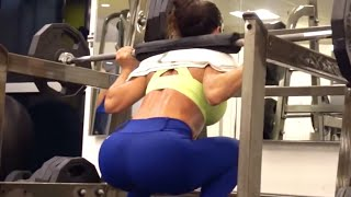 MICHELLE LEWIN Workout - Legs and Glutes