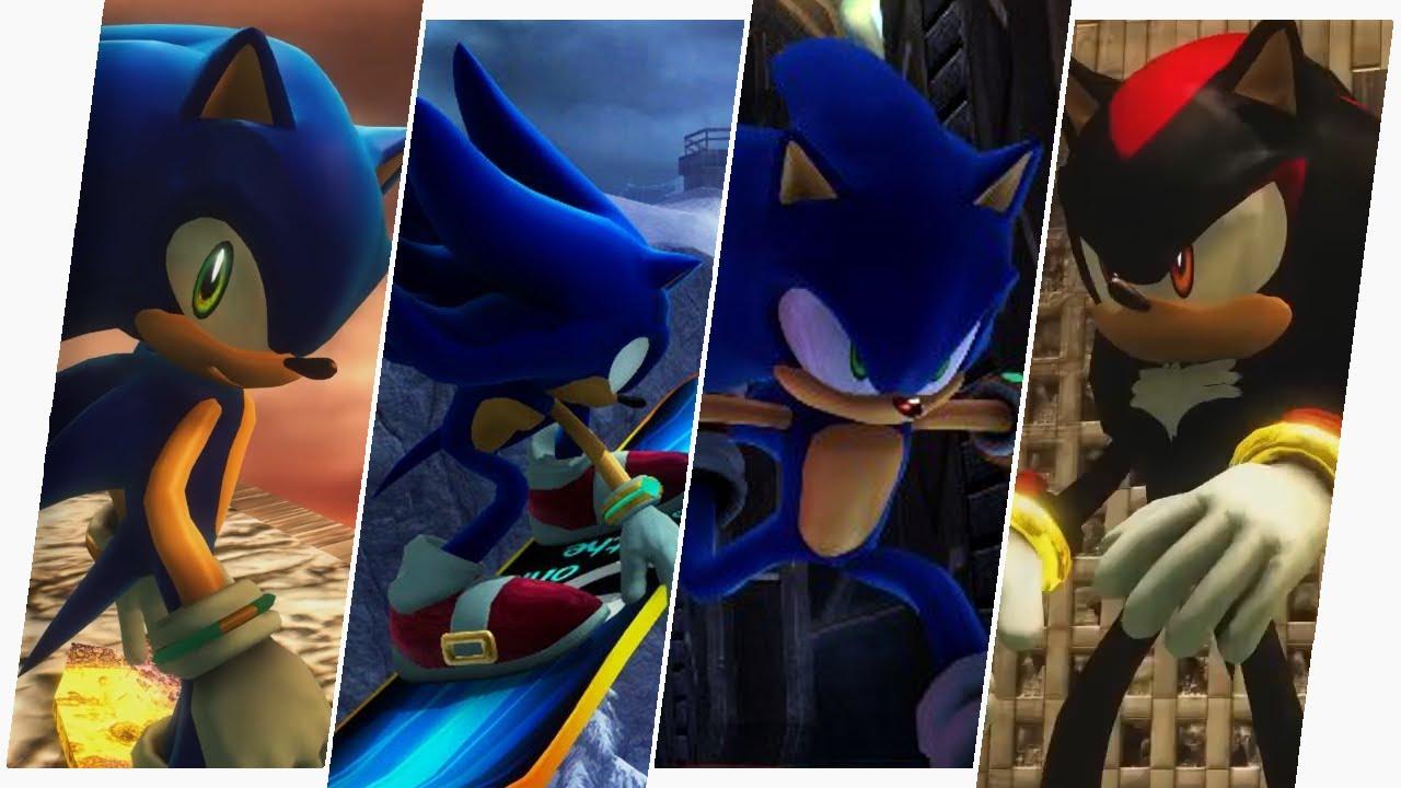The Sonic '06 Masterpiece Returns: P-06 (Demo 3)