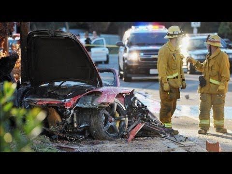 'Fast & Furious' Star Paul Walker Killed in Car Crash