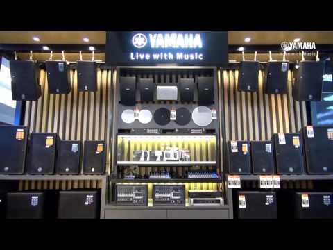 Yamaha Audio Showroom :  Sahapanich (สหพานิช)