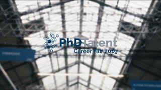 PhDTalent Career Fair 2019 - Aftermovie