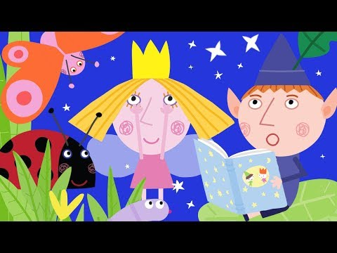 Ben y Holly en Español 🎁La Tarjeta de Cumpleaños de Ben | HD | Dibujos Animados