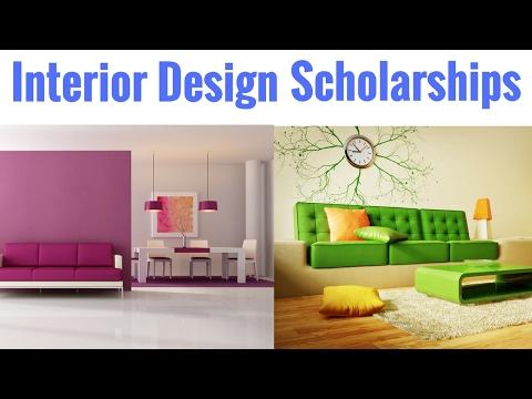 Becas de diseño de interiores - YouTube
