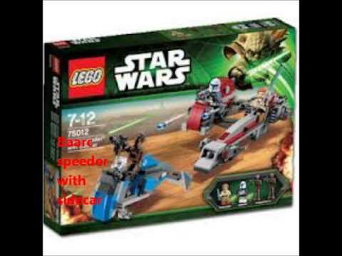 LEGO Star Wars 2013 Ewok Village 10236 Pictures - YouTube