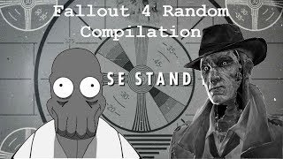 Fallout 4 Funny (not funny) Compilation