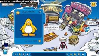 Club Penguin Item Obtainer