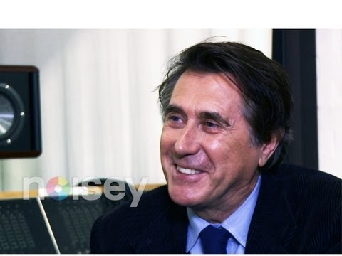 Roxy Music's Bryan Ferry - The British Masters - Chapter 1