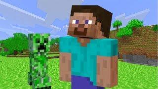 10 minutes of Minecraft Nostolgia