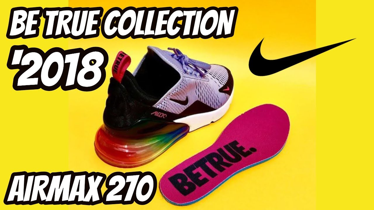 Nike Air Max 270 Be True Airmax Betrue Us 10,5