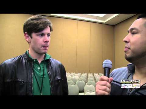 Bent-Con 2012: Author CHRISTOPHER RICE Interview
