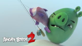 Protect our oceans with Angry Birds 2 and Apps For Earth