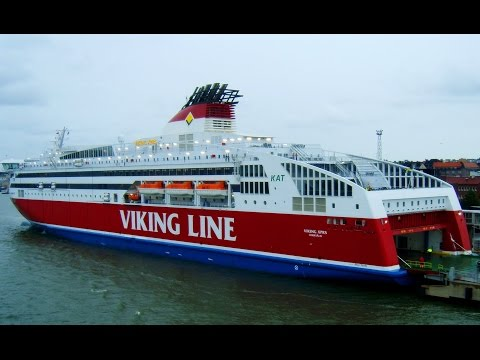 Outstanding Baltic sea Cruise: Tallinn, Estonia to Helsinki, Finland with City tour PART 1