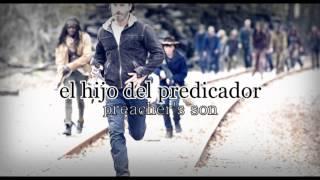 Repeat youtube video Blackbird song - Lee DeWyze (The Walking Dead) - Traducida al español