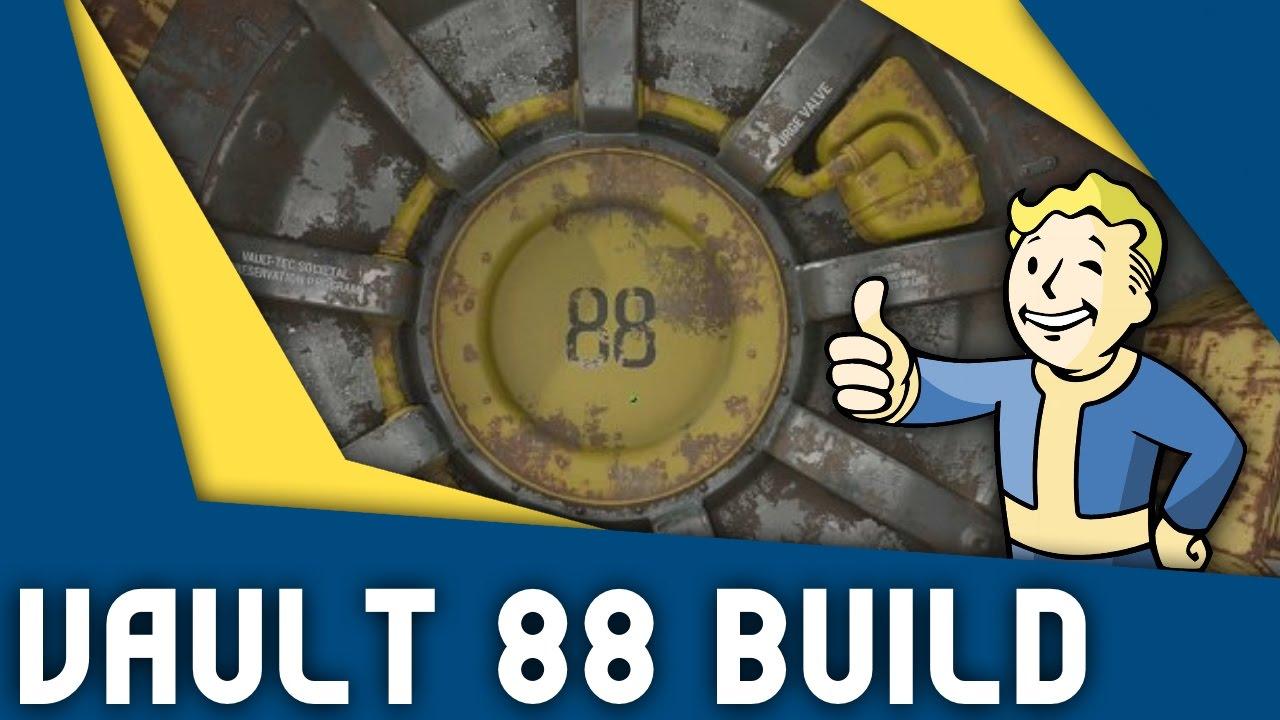Fallout  Atrium Build