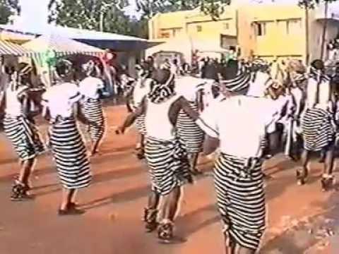 Tiv, Benue state. Nigerian dance