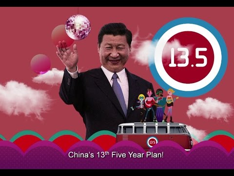What's China gonna do? Better check this music video