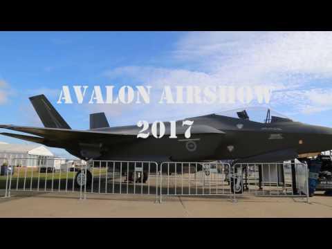 Avalon Airshow 2017