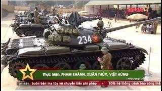 Việt Nam vừa lấy Xe Tăng T-55 ra khỏi kho lưu trữ?