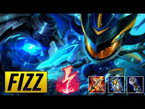 Fizz Montage 9 - Best Fizz Plays | League Of Legends Mid thumbnail