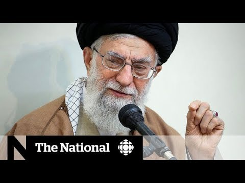Iran's leader: enemies to blame for violence