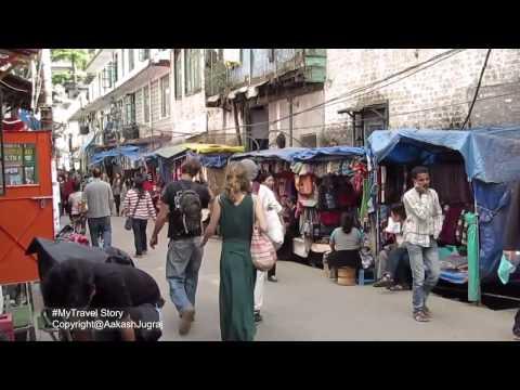 Mcleodganj Markets Dharamshala