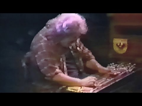 Grateful Dead 7-24-87 Oakland Stadium Oakland CA