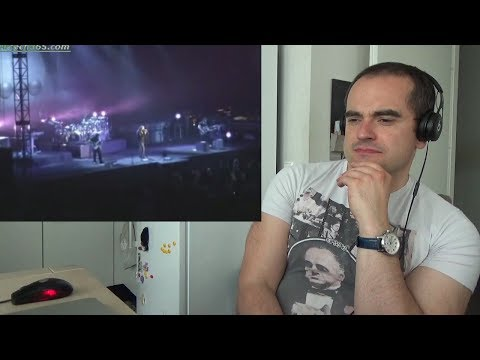 Dream Theater - Octavarium Live Reaction