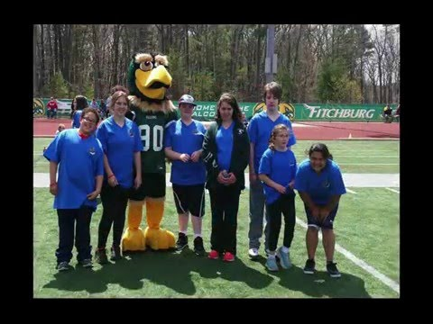 Turkey Hill School  -  Special Olympics at Fitchburg State Univ. 04.29.16