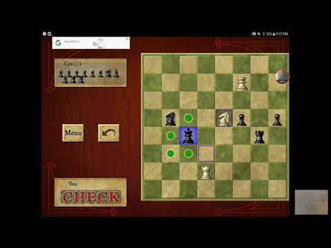 Chess tie for 50 moves with no capture or pawn move🥇me🥇cpu