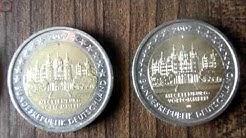 Münzrollenjagd #08 - 3 Rollen 2 Euro Münzen